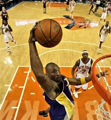 Lakers Knicks Basketball